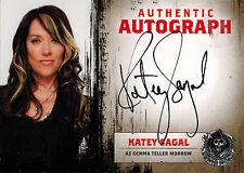 Sons of Anarchy A2 Autograph Card Katey Sagal as Gemma Teller Morrow