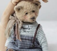 ooak mohair one of a kind artist teddy bears