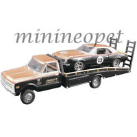 ACME 51164 SMOKEY YUNICK 1967 CHEVROLET C30 RAMP TRUCK with CAMARO T/A #13 1/64