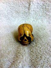 New listing Netsuke Skull