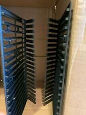 Push to Release Black CD Holder for shelf  2pc per Bid One Left and One Right pc
