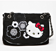 Hello Kitty  Sac à main  noir 30 x 26 x 5 cm - Neuf