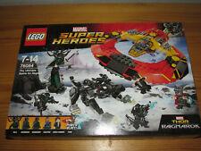LEGO SUPER HEROES 76084  LA BATAILLE SUPRÊME POUR LA SURVIE D'ASGARD