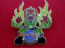 HRC hard rock cafe Barcelone Halloween 2001 Monster le250
