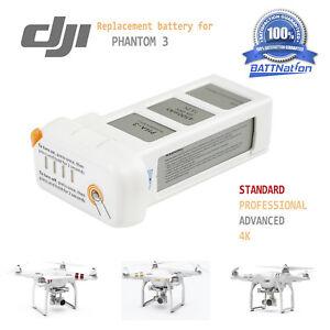 DJI Phantom3 Professional Advanced Standard Intelligent LiPo Replacement Battery