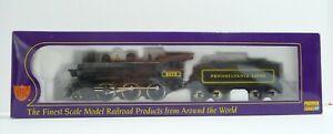 IHC HO Scale 2-6-0 Mogul Premier Locomotive & Coal Tender M529 Pennsylvania