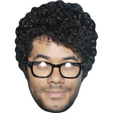 Richard Ayoade IT Crowd Celebrity Card Mask - All Our Masks Are Pre-Cut!