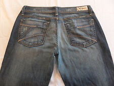 Dylan George Lucy Low Rise Skinny Zip 29 x 30 Stretch Women's Jeans