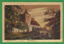 Esslingen Neckar Burgsteinfurt Schloßkirche unbeschrieben Topp Erhaltung ~1925