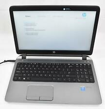 "New listing Hp ProBook 450 G2 Laptop i5-5200U 2.2Ghz 8Gb 250Gb Ssd Dvdrw 15.6"" No Os"