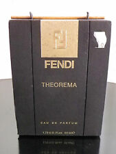 FENDI THEOREMA Eau de Parfum,50 ml,1,75 oz spray-  women- in box- ORIGINAL & NEU