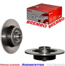 Brembo Bremsscheiben Hinten RENAULT CLIO 4  1.6 RS, MEGANE III 1.2,1.4,1.6,2.0