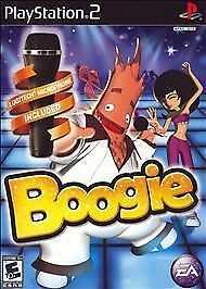 Boogie Bundle (Sony PlayStation 2, 2007)