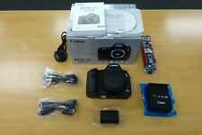 Canon EOS 5D Mark III Body Only - Shutter Sub 82k - Excellent - Boxed - Tested!