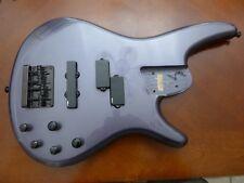Ibanez SDGR Bass body, active PUs, hardware