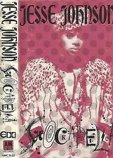 Jesse Johnson Shockadelica CASSETTE ALBUM 1986 Electro Funk A&M Records AMC-51