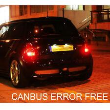 * MINI COOPER Cool Bianco LED Numero Targa Lampadine Senza Errori Cooper S 39