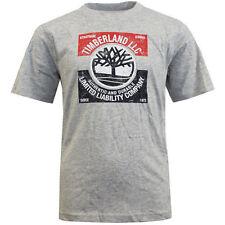 T-shirts, débardeurs et chemises gris Timberland pour garçon de 2 à 16 ans