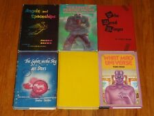 FREDRIC BROWN Lot of 6 Hardcover Mystery & Sci Fi Books some first editions