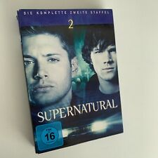 Supernatural - Staffel 2 (2008) DVD
