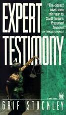 Expert Testimony, Grif Stockley, 0804110948, Book, Acceptable