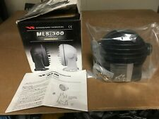 Standard Horizon Mls-300 Communication Black Intercom Speaker Pta New