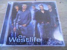 WESTLIFE GO WESTLIFE SPECIAL EDITION 3 TRACKS 2002 CD BIEM / NCB BMG DENMARK SEE