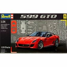 REVELL 07091 599 gto ferrari 1/24 scale plastic model kit voiture