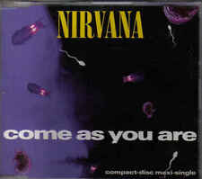 Nirvana- Come as You are cd maxi single