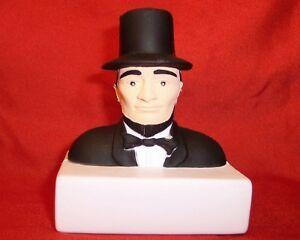 ***ABRAHAM LINCOLN***STRESS BALL*** reliever U.S. president politics bust beard