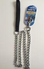 Heavy duty metal lead/leash Dog chain with Padded Handle- 3.5 x 120cm