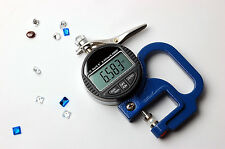 Quick Precision Digital Thickness Gauge(Micrometer)0.001-12.7mm/0.00005-0.5inch