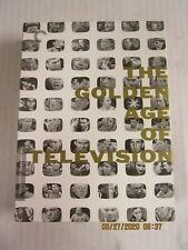 The Golden Age of Television 3XDVD Box Set Used! Criterion Collection See Below