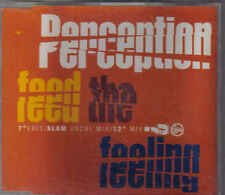 Perception-Feel the Feeling cd maxi single