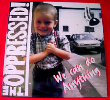 The Oppressed We Can Do Anything LP UK RED VINYL RI Step-1 STEPLP 050 NEW