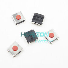 20pcs Tactile Push Button Switch Tact Switch Micro Switch 4-Pin Smd 6*6*2.5mm