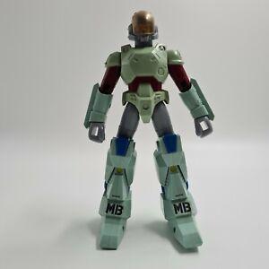 Scott Bernard Cyclone 8″ Action Figure Mospeada Macross Robotech Gakken Matchbox