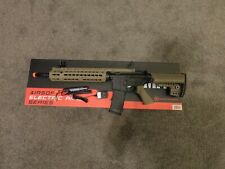 New listing Custom built electric airsoft M4 Very Solid Frame Includes Battery and charger