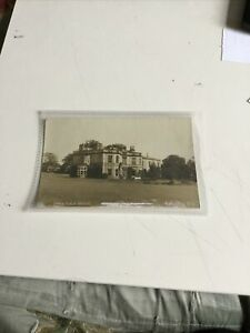Old Postcard Of Hull Golf House