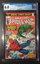 Amazing Spider-Man #145 CGC 6.0; Scorpion Cover; Marvel Comics 1975