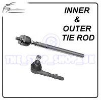 Citroen Xsara Picasso N68 12/99- Inner & Outer Tie Rod End Steering Track Rod