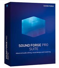 MAGIX Sound Forge Pro 14 SUITE ✔️ lifetime activation