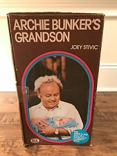 """1976 Vintage Ideal """"ARCHIE BUNKER'S GRANDSON"""" (Joey Stivic) Baby 13"""" Doll, RARE!"""