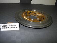 Bremsscheibe links Brakedisk left Honda CX500 Turbo PC03 gebraucht used
