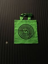 Official Aphex Twin 2019 Tour Tote Lime Green