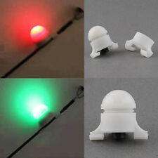 NEW Quality Night Fishing Rod Tip Clip on Fish Bite Alarm Strike Alert LED!!!!!