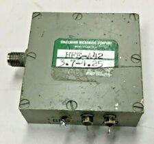 Engelmann Microwave Oscillator Hfe A42 Rf Source 37 425 Mhz Sma