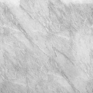 Grey Marble 1m x 2.4m BATH SHOWER Shower Wall Panels Bathroom PVC CLADDING