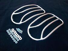 """ NEW"" Chrome Accessories Trike Fender Racks - Sell as a pair"