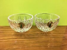 2 small Waterford Bowls